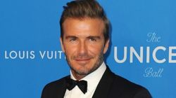 David Beckham Is Entering The Beauty
