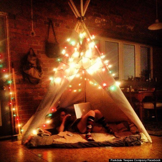 The $575 Teepee Proves That Capitalism Really Has Gone