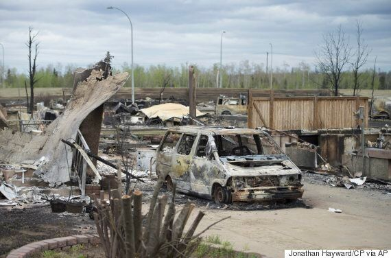 Fort McMurray Fire: 90 Per Cent Of City Saved From