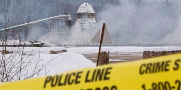 Burns Lake Inquest Called To Look Into Sawmill Blast