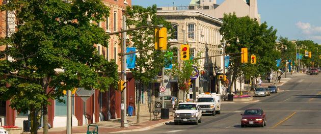 Best City In Canada For Work? 'Rust Belt' Town