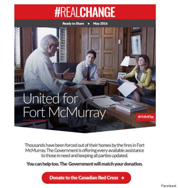 Fort McMurray Fire: Tory MP Accuses Liberals Of Taking Advantage Of