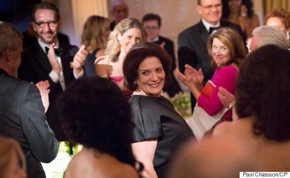 Trudeau: Mom, In-Laws Were Invited To State Dinner By