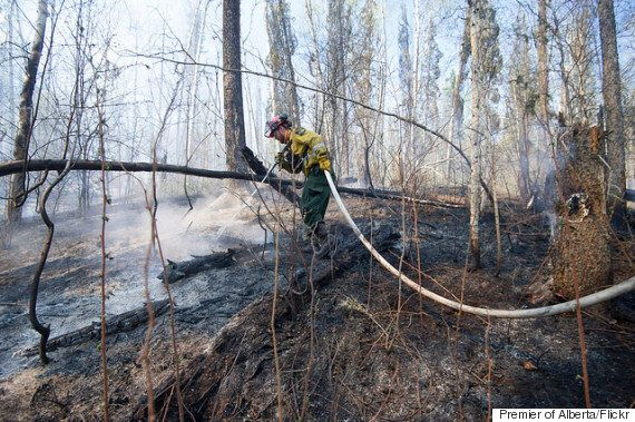 Fort McMurray Fire: Firefighters Lose Their Own Homes In