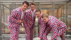 Curlers' Psychedelic Uniforms To Debut At