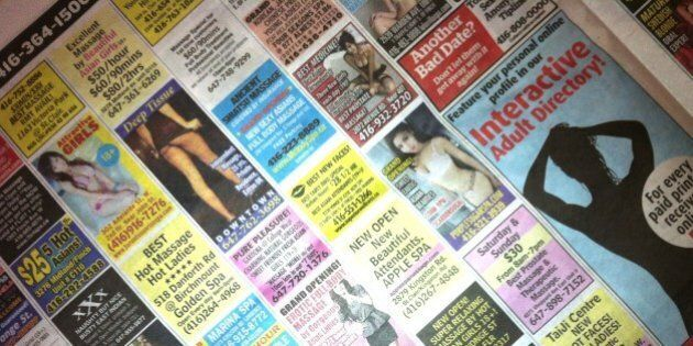 Bill C-36, New Prostitution Law, Has Indie Magazines, Strip Clubs, Sex Shops