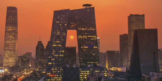China To Have World's Largest Economy This Year: World
