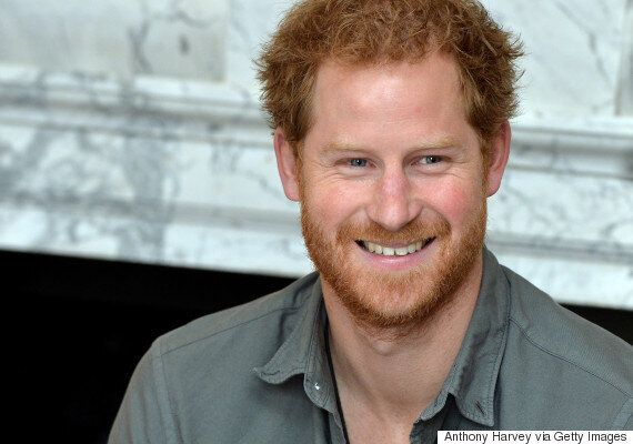 Prince Harry Says He Feels 'Massive Paranoia' When Talking To
