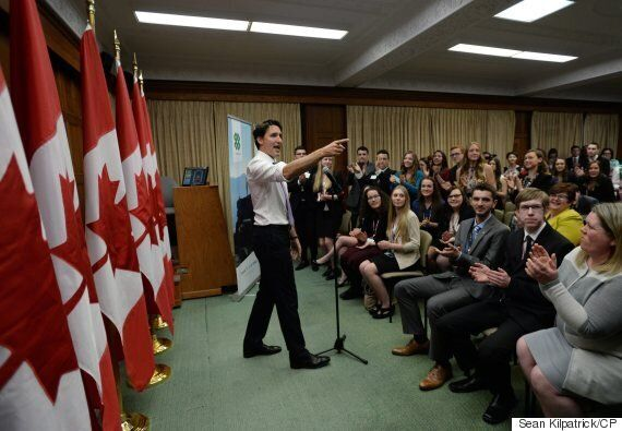 Trudeau: Canada Giving $785M To Global Fund To Fight AIDs, Tuberculosis,