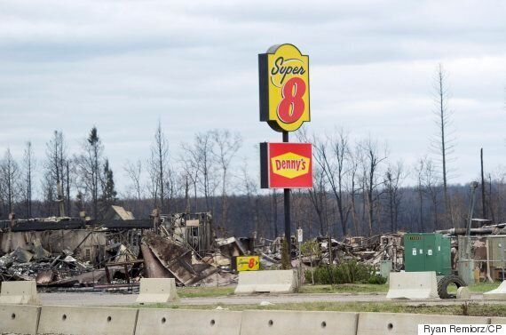 Fort McMurray Fire: Notley Going To City To Begin Plans To Return