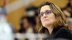 Freeland Still Cautious About CETA After Apparent