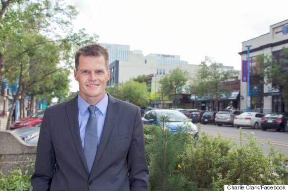 Zach Galifianakis Endorses Charlie Clark For Mayor Of