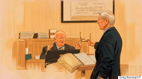 Mike Duffy Should Be Repaid Money Seized By Upper Chamber: Sen. John