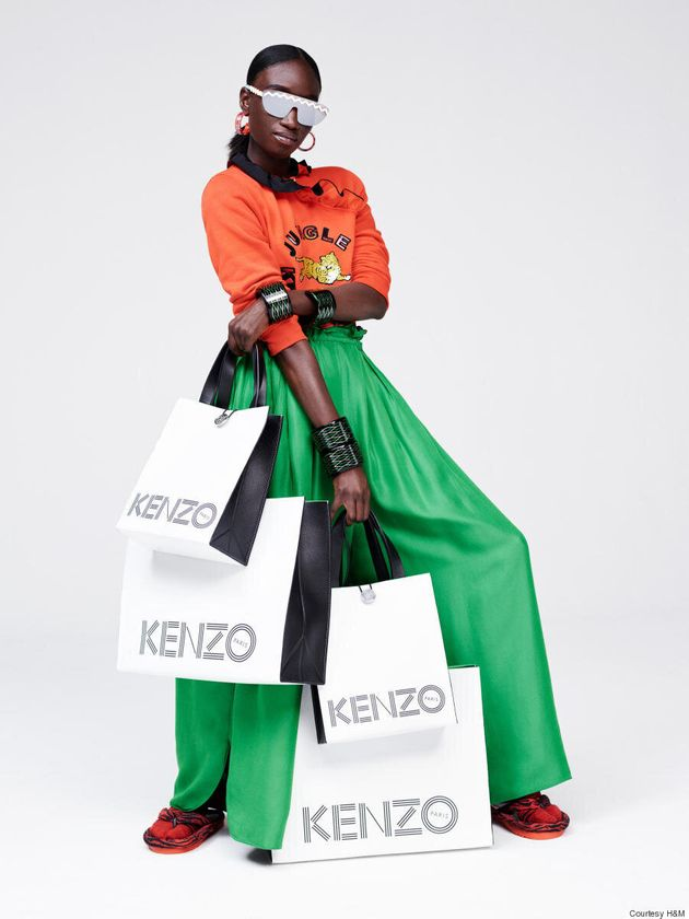 Kenzo x H&M Is A 'Collaboration That Speaks To The
