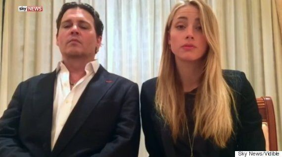 Johnny Depp Mocks Dog Video Apology With Amber