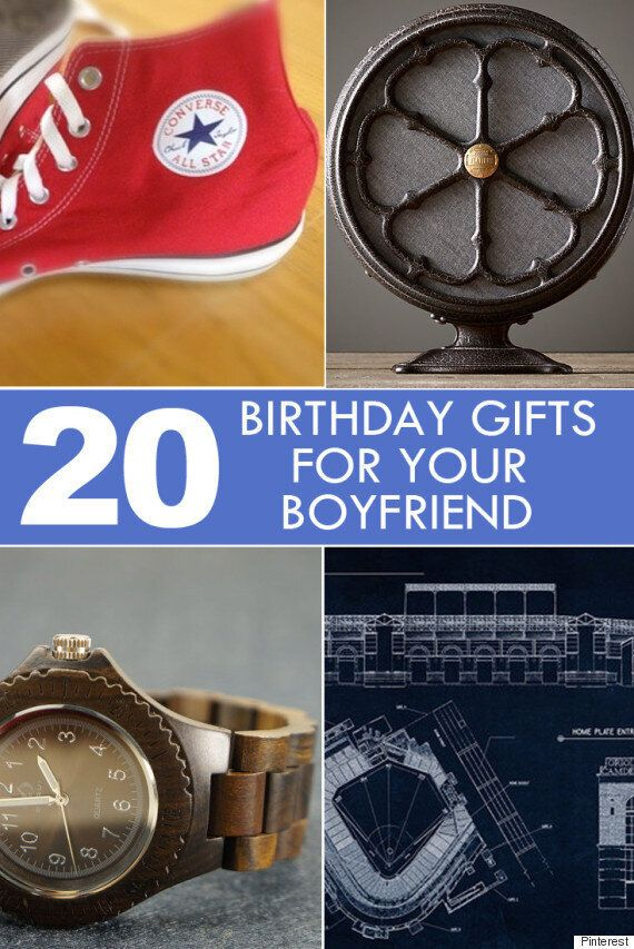 Birthday Gifts For Boyfriend What To Get Him On His