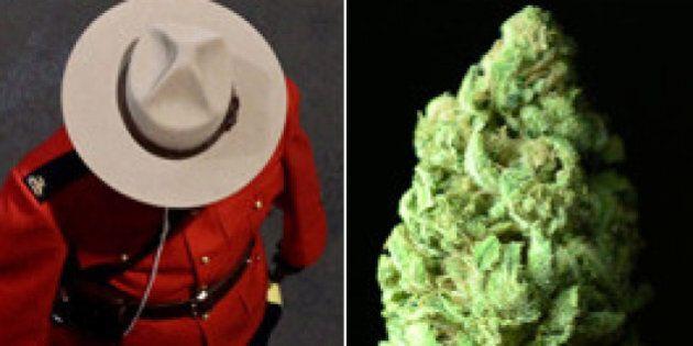 Pot-Smoking Mountie Can't Smoke In Uniform, RCMP