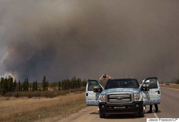 Dear Fort McMurray, You Are Loved And You