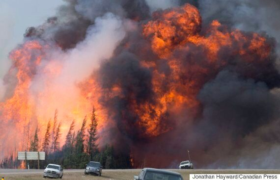 Fort McMurray Fire Could Last Months: