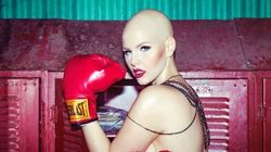 Canadian Model Kicking Cancer's And Modelling's