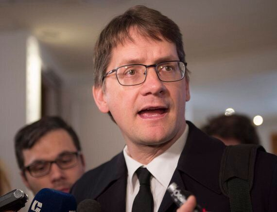 Parti Quebecois To Replace Pierre Karl Peladeau This