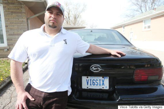 Ontario Man's Vanity Plate Tribute To Late Dad Violates Rules: