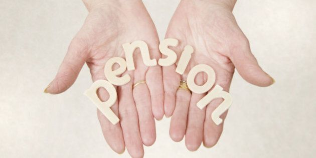 The Ontario Budget's Pension Plan Is