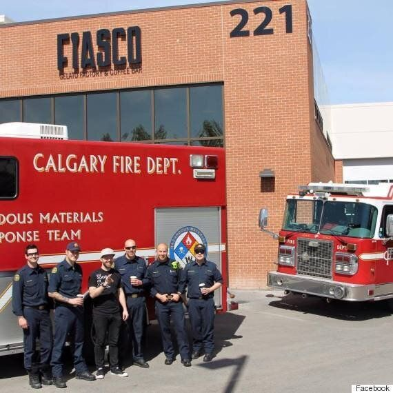 Fort McMurray Fire Sees An Outpouring Of Help From Canadian