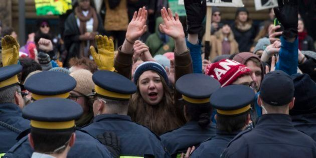 Can Civil Disobedience Spur Action On Climate
