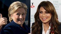 Paula Abdul Endorses Hillary Clinton In 'Troubling' U.S.