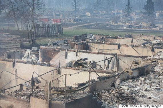 Fort McMurray Fire: This Is What The City Looks Like