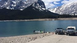 Body Of Kananaskis Kayaker