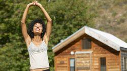 Cottage-Friendly Workout