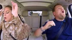 Lady Gaga's 'Carpool Karaoke' Ride Is The Best One