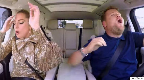 Lady Gaga's 'Carpool Karaoke' Ride With James Corden Is The Best One