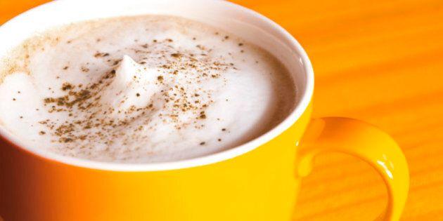Pumpkin Spiced Latte.