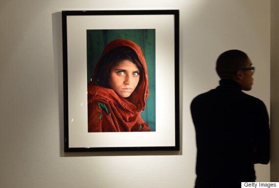 National Geographic 'Afghan Girl' Sharbat Gulla Arrested In