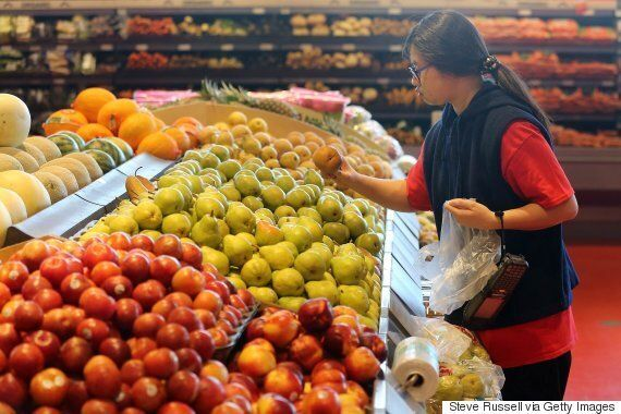 Canadian Food Prices At Grocery Stores Drop For 1st Time In 8