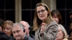 Trade Minister Reminds Critic She's 48 After 'Adult'