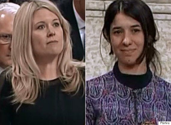 Michelle Rempel Delivers Moving Tribute To Nadia Murad, Survivor Of ISIL