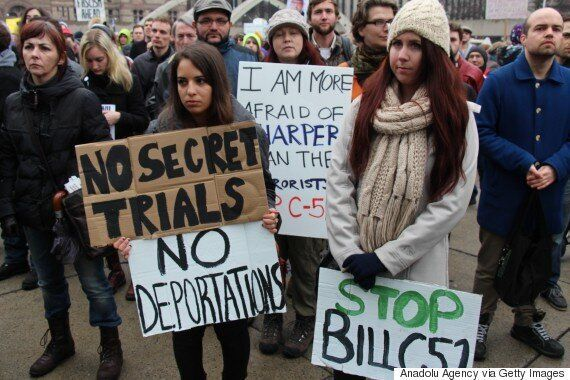 No Need For Consultations, Canadians Clearly Want Bill C-51