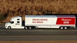 'Employment Catastrophe' 4 Years Away As Driverless Truck