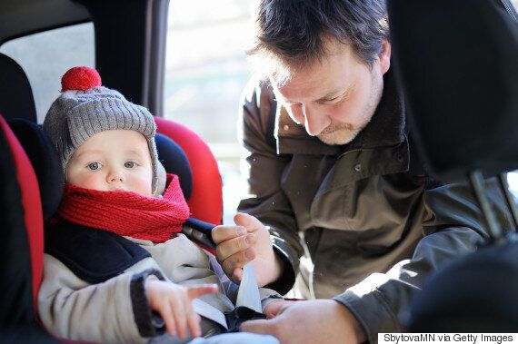 Car Seat Safety: Many Canadian Parents Still Think Car Seats And Winter Coats
