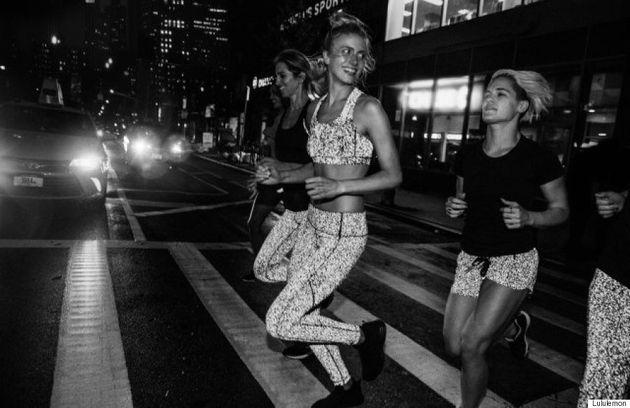 Lululemon's New Reflective Splatter Leggings Cost A Whopping