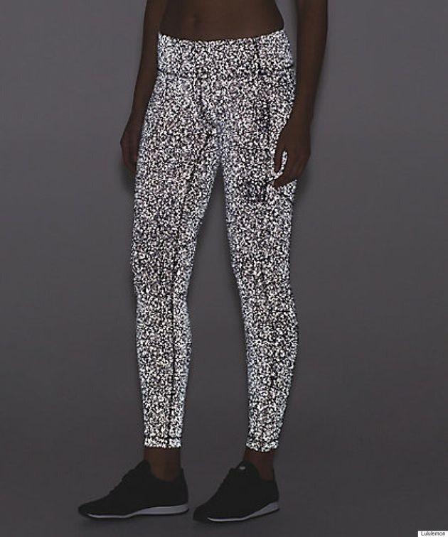 474d2bc5ce55d Lululemon's New Reflective Splatter Leggings Cost A Whopping $298 ...