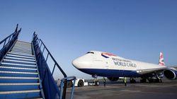 British Airways Plane Makes Emergency Landing In
