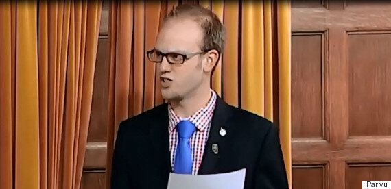 Tory MP Arnold Viersen Drops Sweet Rhymes About Farming,