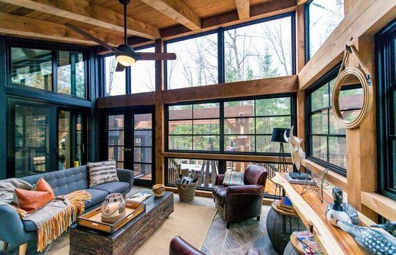 This Is The Cottage Sunroom Of Your