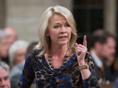 Candice Bergen: Canadians Covering Costs Of Nannies For PM Who Never 'Needed To