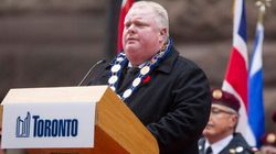 Ford Booed At Remembrance Day